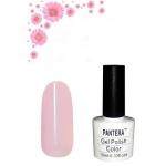 SHELLAK PANTERA 12 Приглушенно-розовый красивый тон, матовый, плотный.