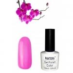 SHELLAK PANTERA 13 Фиолетово-розовый неоновый тон, матовый, плотный, очень яркий.