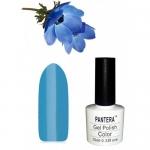 SHELLAK PANTERA 48 Ярко-голубой насыщенный, матовый, плотный.