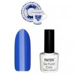 SHELLAK PANTERA 07 - S Небесно-синий плотный матовый тон.