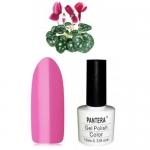 SHELLAK PANTERA 05 -S розовый матовый плотный яркий
