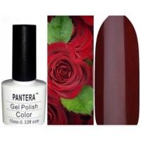 SHELLAK PANTERA 43 Очень темно-бордовый (цвет марсала) матовый плотный