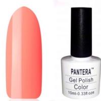 SHELLAK PANTERA 118Светло-коралловый неон, плотный и матовый.