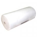 Безворсовые салфетки для маникюра в рулоне  40*40, 100 шт (белые)