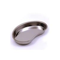 Лоток почкообразный металл д/стерильных инструментов средний (Китай)