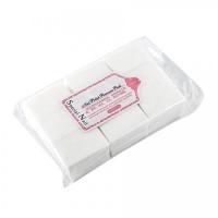 Салфетки безворсовые 1000 шт (6/4 см) белые
