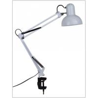 Лампа настольная ИДЕАЛЬНЫЙ БЛИК  белая без лампочки