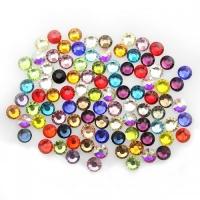 Стразы микс  стекло разноцветные SS3, 1440 шт