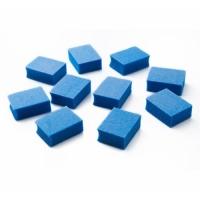 Баф одноразовый синий