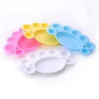 Пластиковая палитра для смешивания гелей Simei