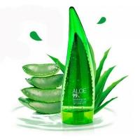 Aloe 99% Soothing Gel, универсальный гель с соком алоэ вера