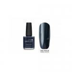 CND VINYLUX 200 INDIGO FROCK темно-синий , эмалевый, плотный.