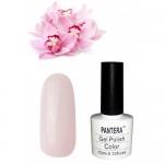 SHELLAK PANTERA 10 Полупрозрачный розовый тон для френча.