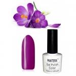SHELLAK PANTERA 30 Ярко-фиолетовый плотный матовый тон.
