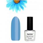 SHELLAK PANTERA 47 Средне-голубой насыщенный матовый, плотный.