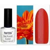 SHELLAK PANTERA 33 Апельсиновый яркий, матовый плотный.