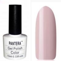 SHELLAK PANTERA 37 Нежно-телесно-розовый, матовый плотный,подойдет для френча.