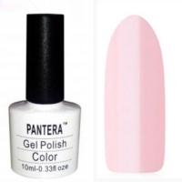 SHELLAK PANTERA  116 Спокойный розовый тон, светлый, специально для френча.