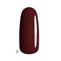 SHELLAK PANTERA 53 Насыщенный цвет горького шоколада, матовый  плотный.