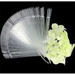 Веер прозрачный на 50 цветов