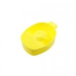 Ванночка для маникюра жёлтая