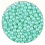 Положемчужины пластиковые d1.5-2мм уп.50шт голубые