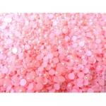 Полужемчуг р-р 2мм 20шт нежно-розовые