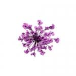 Сухоцветы в пакете Салютики сиреневые (4035)