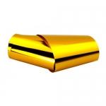 Фольга переводная  золото ,  , р-р18 см на 7 см