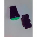Штамп для стемпинга (зеленая подушечка)