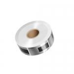 Формы в рулоне 500 шт серебро квадрат