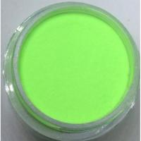 Бархатный песок зеленый неон 5гр