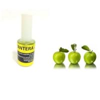 Масло для кутикулы, стекло флакон с кисточкой, 15 мл,PANTERA, зеленое  яблоко