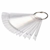 Палитра веер, прозрачная на 25 цветов