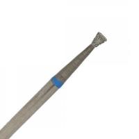 Бор в форме обратного конуса  d 2.3 мм (Китай)