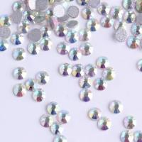 Стразы s3 (мелкие) голография 1440шт, стекло, высокое качество, аналог Сваровски. НОВИНКА!!